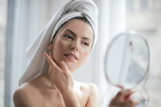 healthy skin care during weight loss