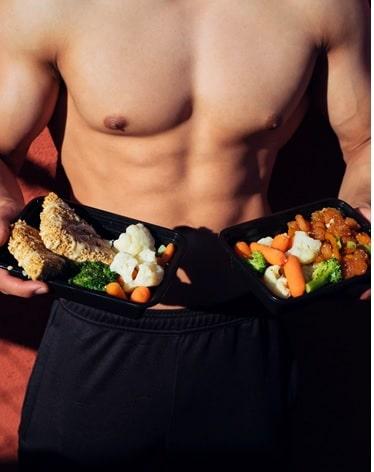 yoga and healthy eating