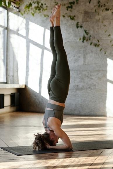 yoga for blood circulation in brain